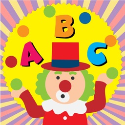 Alphabet uppercase and lowercase letters with Pronunciation