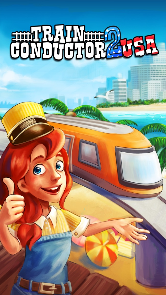 Train Conductor 2: USA Screenshot
