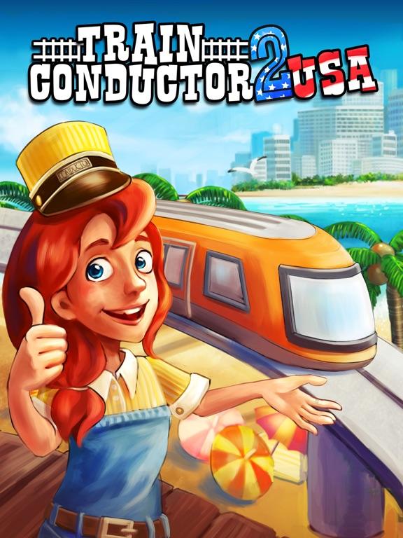 Screenshot #1 for Train Conductor 2: USA
