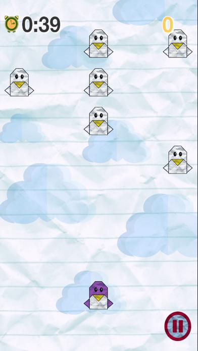 Origami Bowling screenshot one