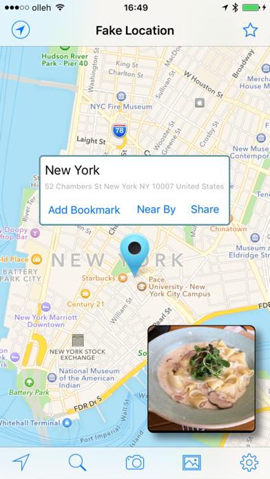 Fake Location screenshot1