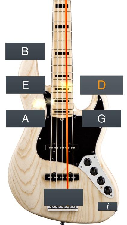 Bass Tuner Simple screenshot-4