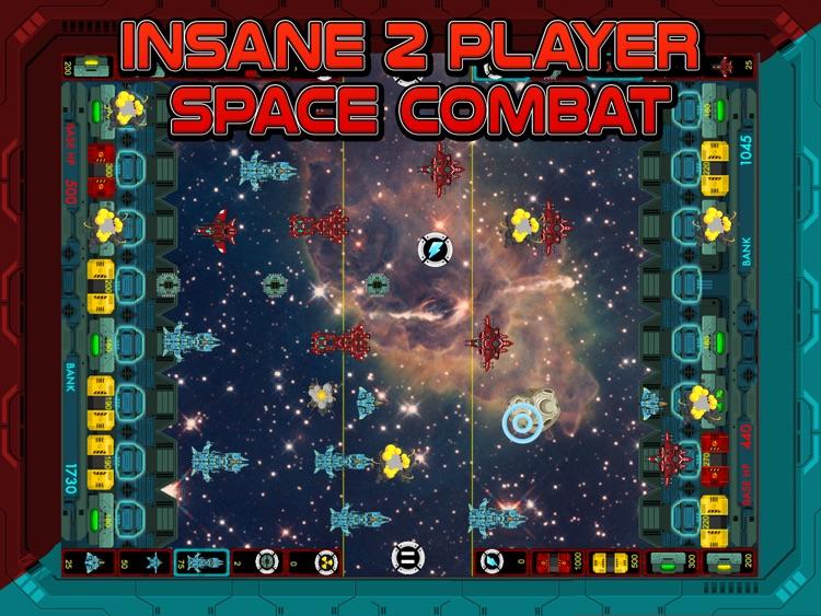 Galaxy Invaders HD - Multiplayer Space War Strategy screenshot-0