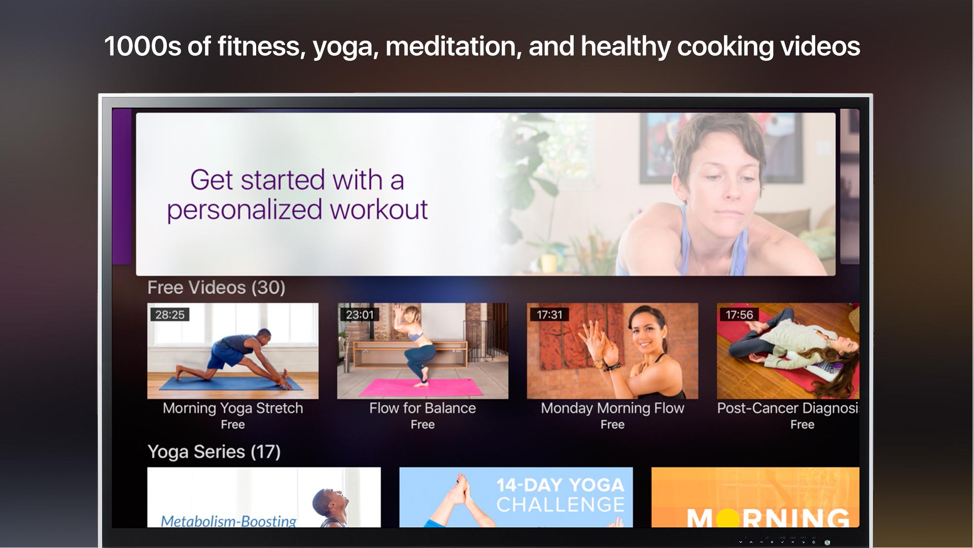 Grokker: Yoga, Fitness, Mind screenshot 15