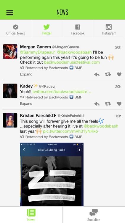 Backwoods Music Festival screenshot-3