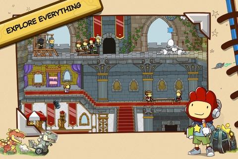 Screenshot of Scribblenauts Unlimited