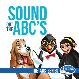 My Travel Friends® Sound Out the ABC's