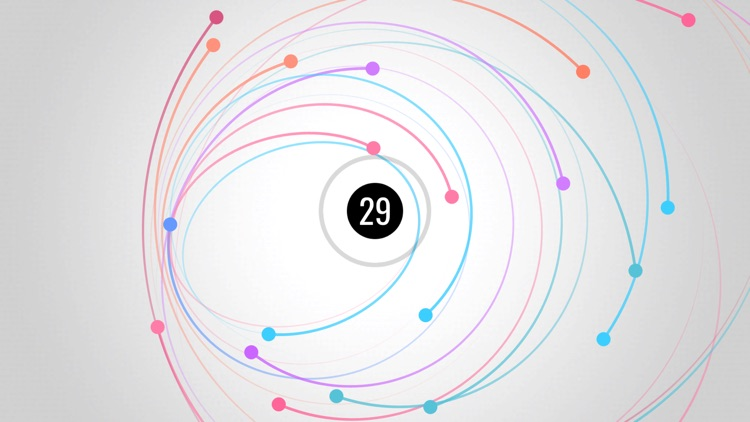 Orbit - Playing with Gravity screenshot-0