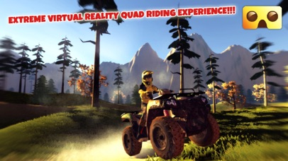 VR Quad Riding Game : Extreme Virtual Reality Games For