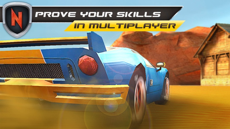 Real Speed: Extreme & Fast Rivals screenshot-4