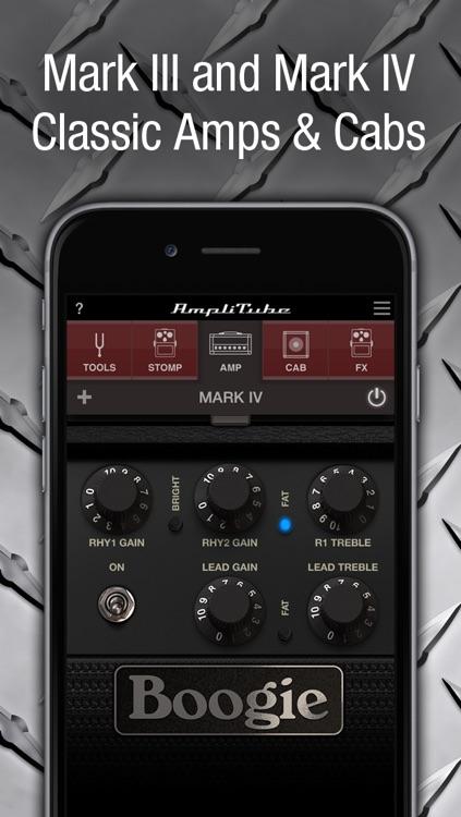 AmpliTube MESA/Boogie screenshot-3