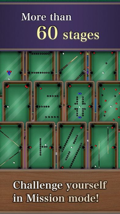 Billiards9 screenshot two