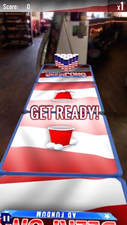 Beer Pong HD: Drinking Game (Official Rules)