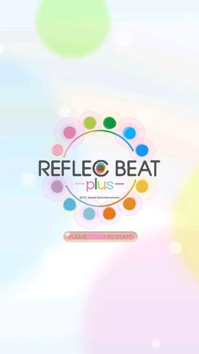 REFLEC BEAT plus ScreenShot0