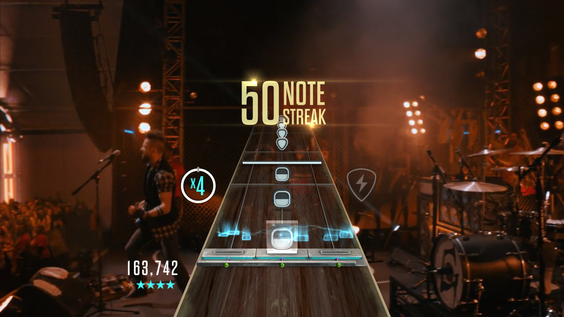 Guitar Hero® Live screenshot 14