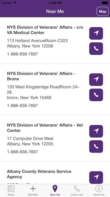 NYS Veterans - Official New York State Veteran App