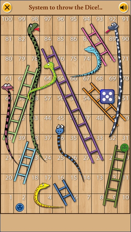 Snakes and Ladders Free