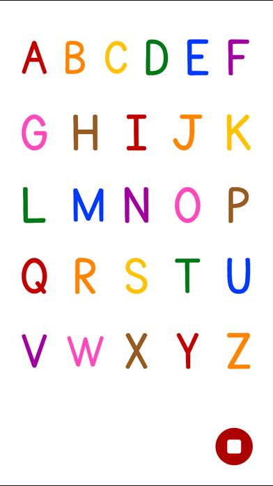 Colorful ABC (Nursery English Alphabets Flashcards for Kids | Montessori Education)-2