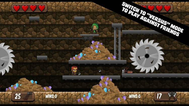 Horde - 2 Player Co-Op Game screenshot-3