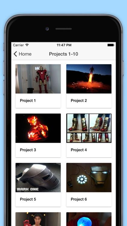 How It's Made:Iron Man edition screenshot-4