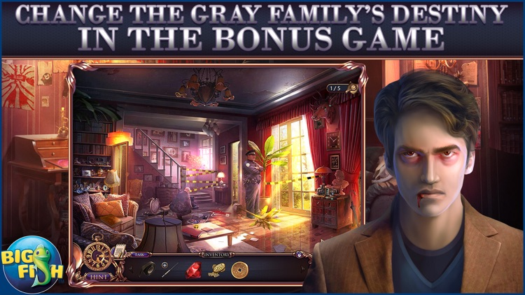 Grim Tales: The Final Suspect - A Hidden Object Mystery (Full) screenshot-3