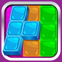 Sliding Block Puzzle – Best Logic Board Game with Colorful Tangram Blocks