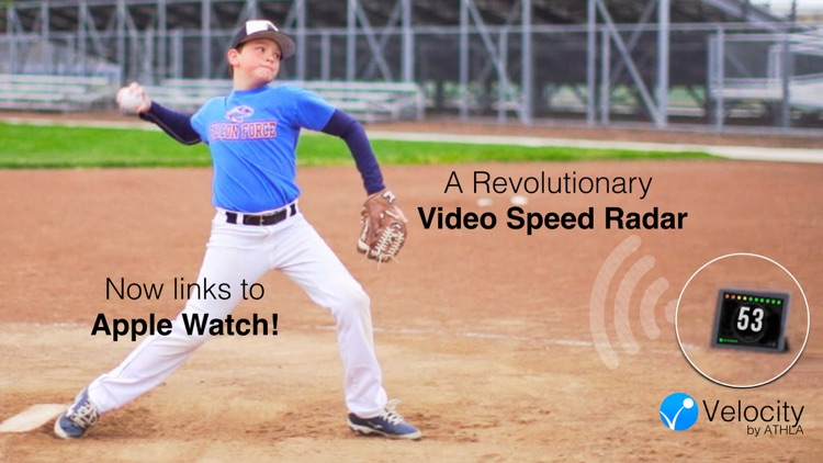 Athla Velocity: Hands-Free Speed Radar for Baseball, Softball, Tennis, Soccer and Cricket (Free) screenshot-4