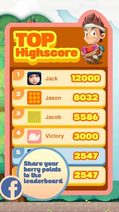 Berry 5000 screenshot 3