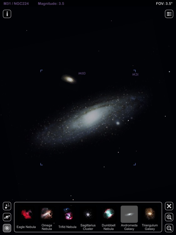 Star Rover HD - Night Sky Map screenshot-3