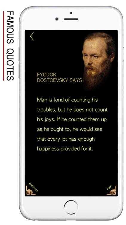 Dostoyevsky screenshot-4