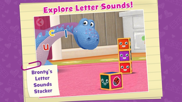 Read with Doc: Letters and Sounds screenshot-2