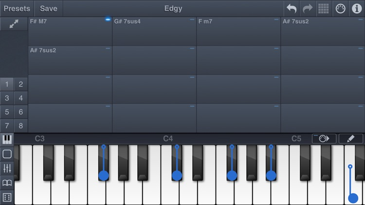 ChordPolyPad - Chords Player