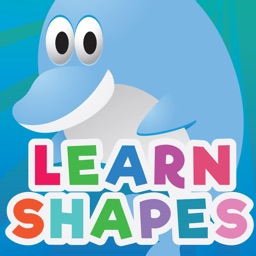 Basic Shapes and Puzzle Games for Toddler Brain Development