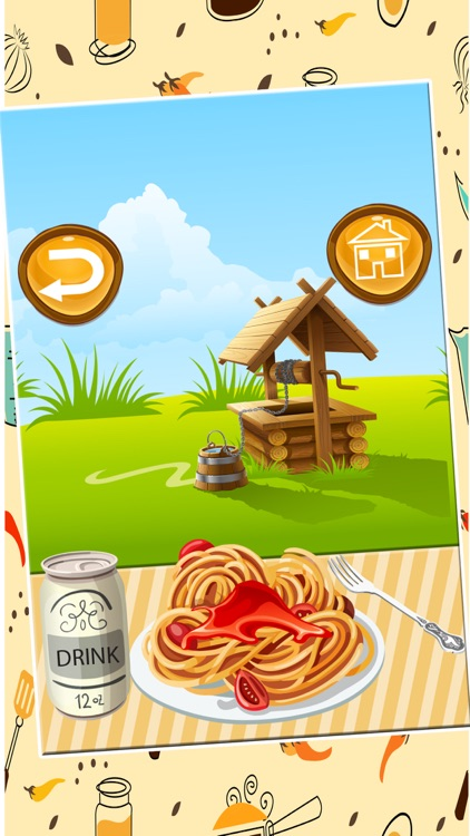 Spaghetti Maker – Little kids cook Chinese food in this cooking fever game screenshot-4