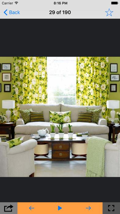 Living Room Decorations screenshot three
