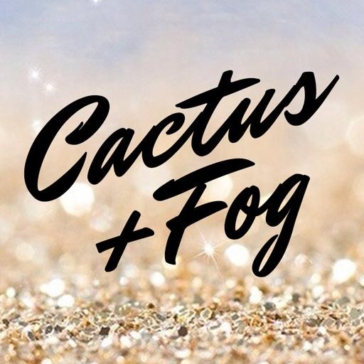 Cactus + Fog