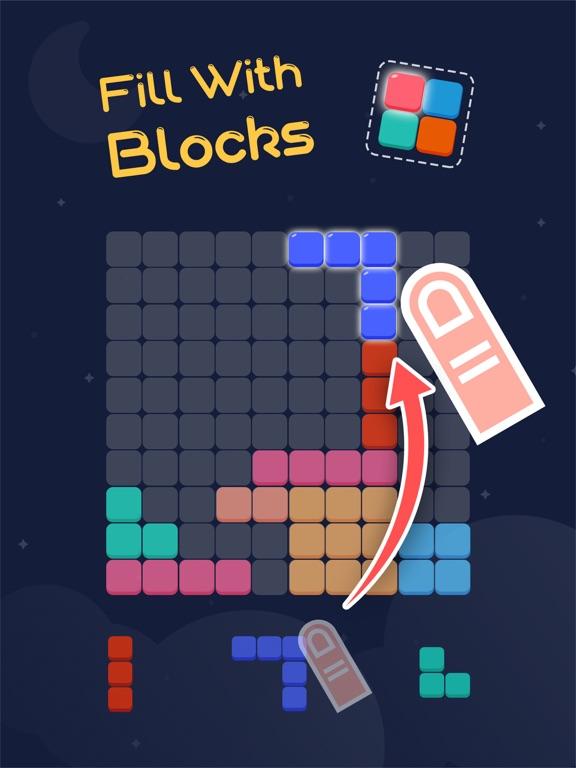 Block Blitz: A Grid Puzzle Game-ipad-0
