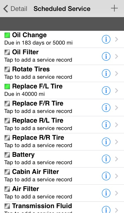 CarTune Free - Vehicle Maintenance and Gas Mileage Tracker screenshot-4