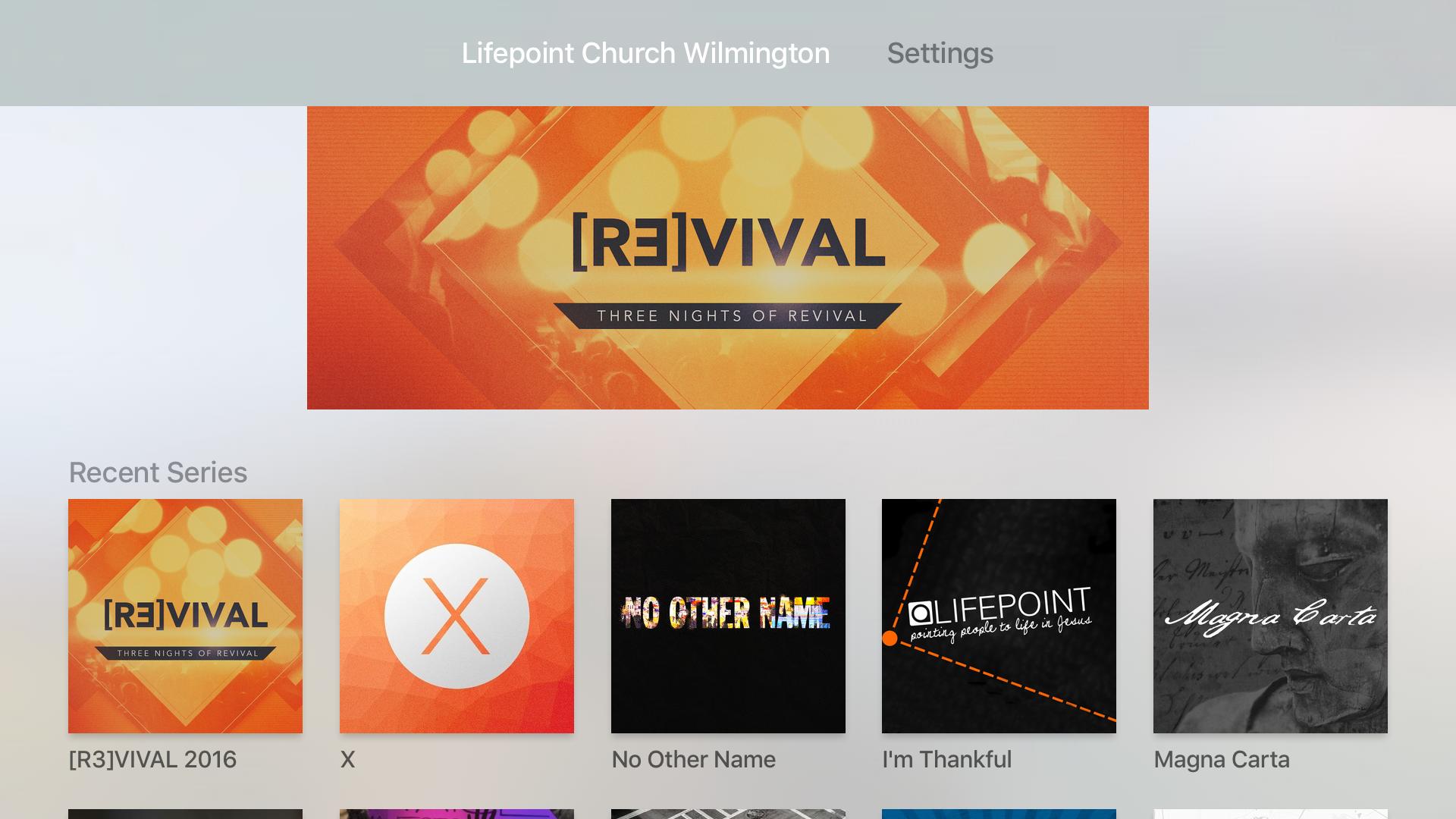 Lifepoint Church Wilmington screenshot 7
