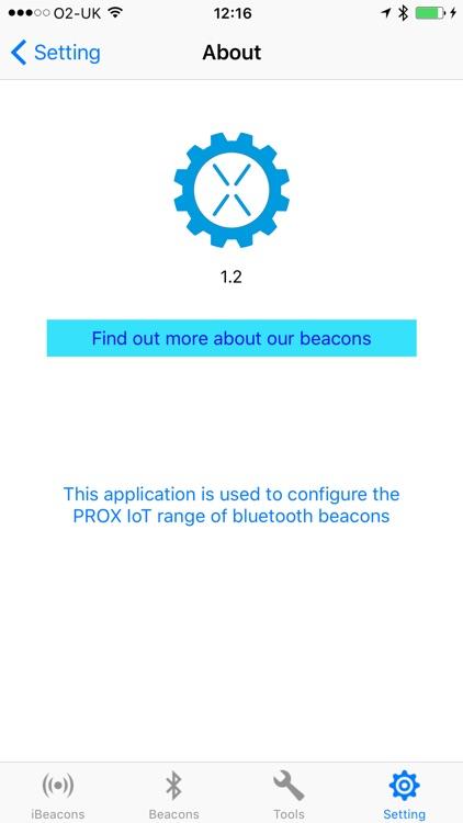 PROX Beacon