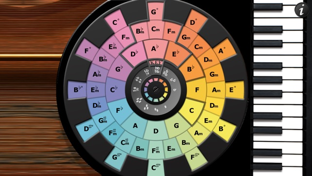 The Chord Wheel On The App Store