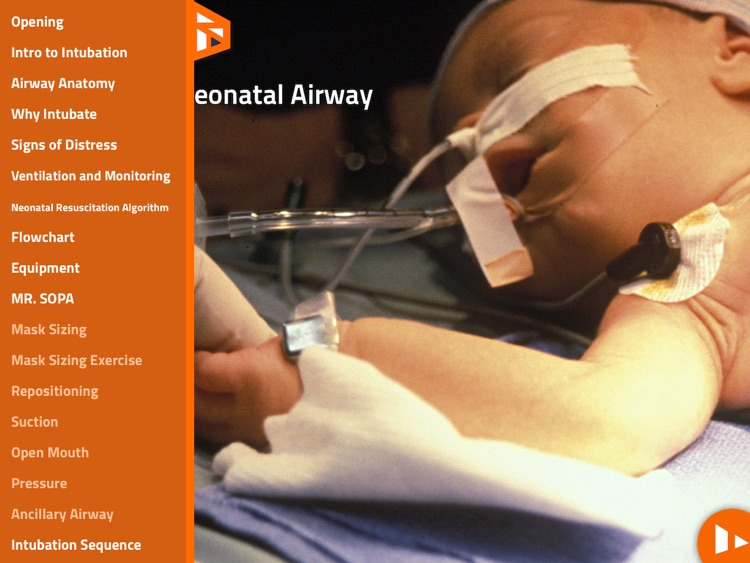 Neonatal Airway