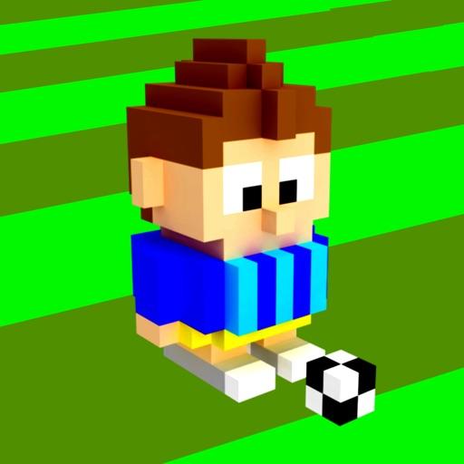 Amazing Soccer ZIGZAG iOS App