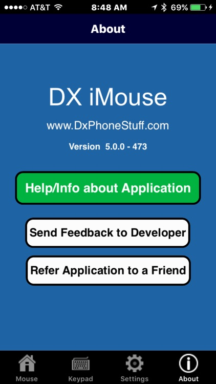 DX iMouse screenshot-4