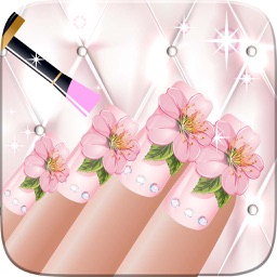 Awesom Wedding Day And Celebrity Nail Salon - Beautiful Princess Manicure Makeover Game Fancy