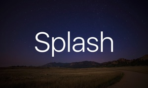 Splash - photography