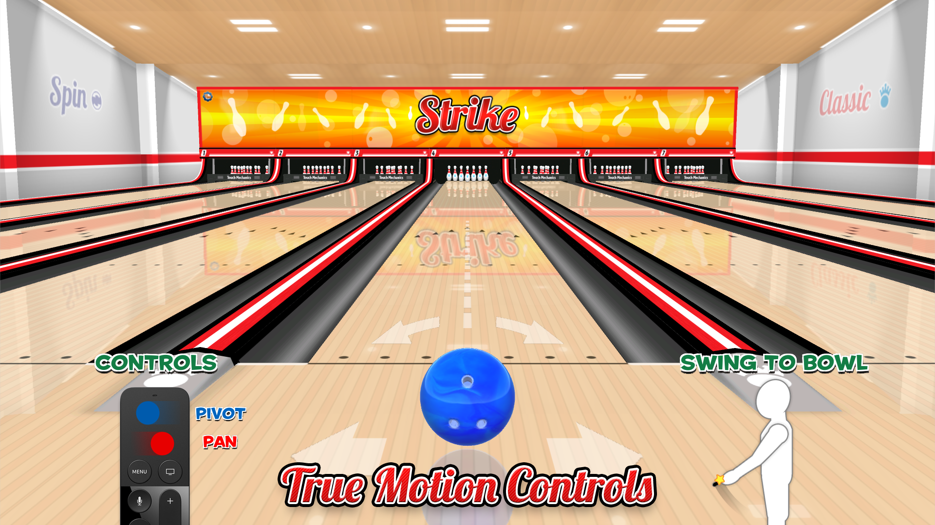 Strike! Ten Pin Bowling screenshot 11