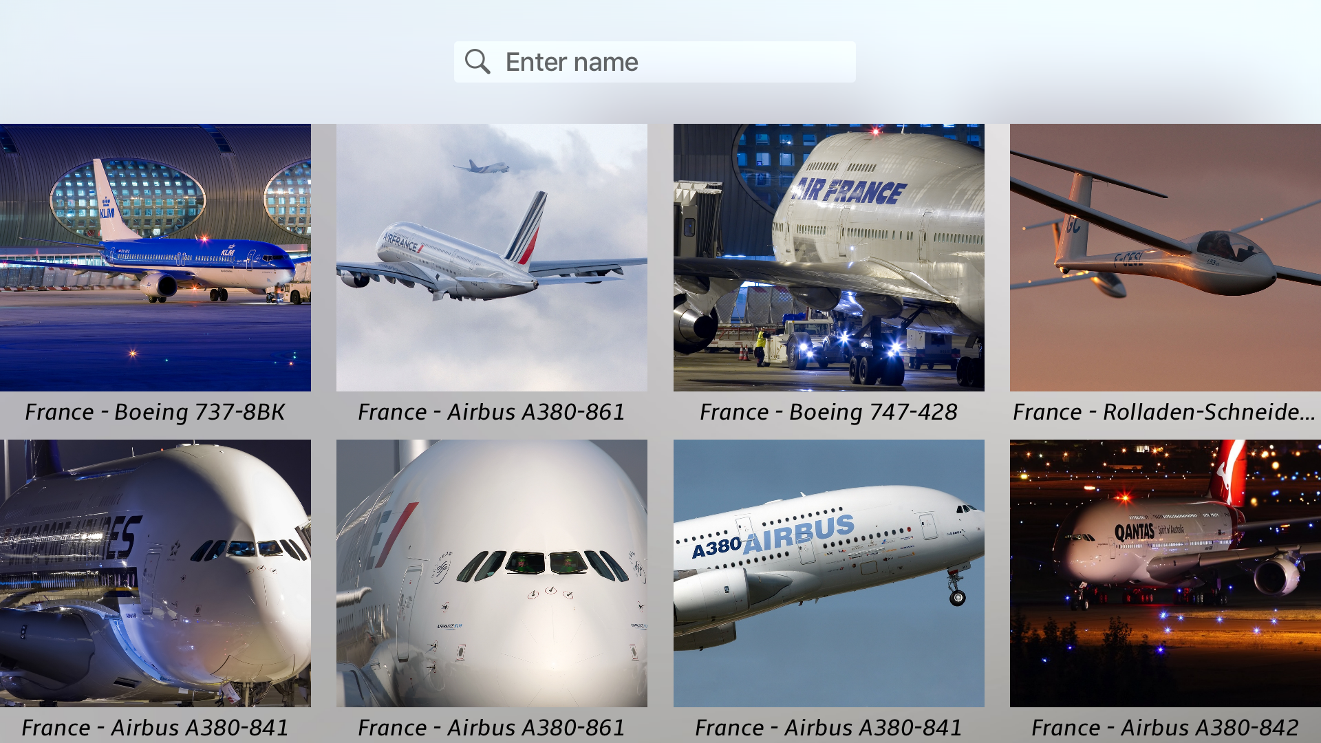 Franch Airliners Kit screenshot 13