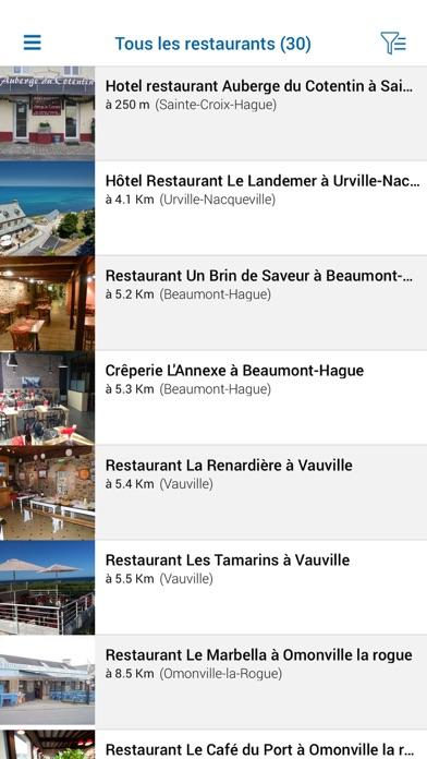 Cap Cotentin Tour screenshot three