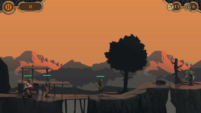 Archers Rache Screenshot